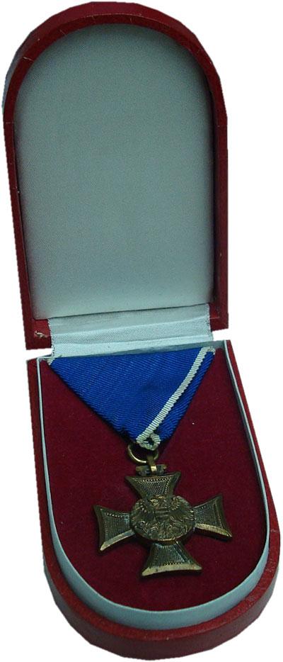 Изображение Подарочные монеты Австрия Медаль 0 Бронза UNC- За безупречную служб