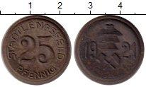 Изображение Монеты Германия : Нотгельды 25 пфеннигов 1921 Фарфор UNC