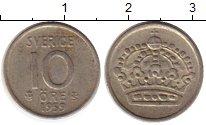 Изображение Монеты Швеция 10 эре 1959 Серебро XF