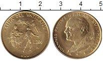 Изображение Монеты Ватикан 200 лир 1995 Латунь UNC