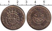 Изображение Монеты Тимор 10 эскудо 1970 Медно-никель XF