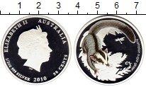 Изображение Монеты Австралия 50 центов 2010 Серебро Proof