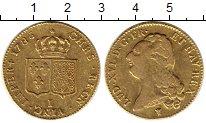 Изображение Монеты Франция 2 луидора 1786 Золото XF-