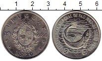 Изображение Монеты Уругвай 20 песо 1984 Медно-никель UNC-