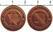 Изображение Монеты Босния и Герцеговина 10 фенигов 1998 Бронза UNC-