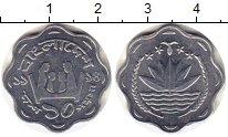 Изображение Монеты Бангладеш 10 пойша 1978 Алюминий UNC-