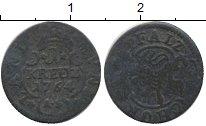 Изображение Монеты Германия Пфальц-Сульбах 1 крейцер 1764 Медь VF