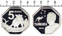 Изображение Монеты Австралия 5 долларов 2019 Посеребрение Proof