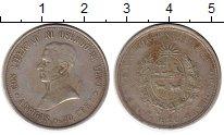 Изображение Монеты Уругвай 20 сентесим 1920 Серебро XF