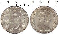 Изображение Монеты Багамские острова 1 доллар 1966 Серебро XF