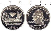 Изображение Монеты США 1/4 доллара 2003 Серебро Proof-