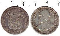 Изображение Монеты Панама 10 сентесим 1904 Серебро XF