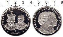 Изображение Монеты Остров Вознесения 1 крона 2017 Серебро Proof