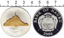 Изображение Монеты Науру 10 долларов 2006 Серебро UNC
