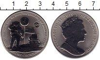 Изображение Монеты Остров Вознесения 1 крона 2019 Титан UNC