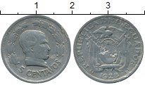 Изображение Монеты Эквадор 5 сентаво 1928 Медно-никель VF