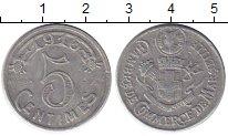 Изображение Монеты Франция 5 сантим 1916 Алюминий XF