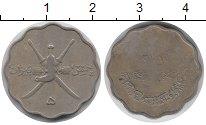 Изображение Монеты Оман Маскат и Оман 5 байз 1946 Медно-никель VF