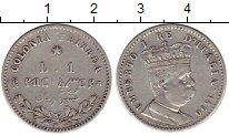 Изображение Монеты Эритрея 1 лира 1890 Серебро VF