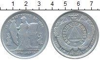 Изображение Монеты Гондурас 1 песо 1892 Серебро XF