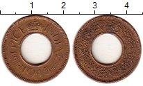 Изображение Монеты Индия 1 пайс 1945 Бронза VF