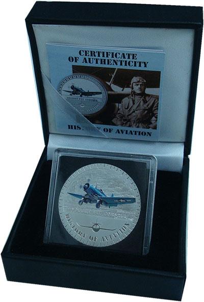 Изображение Подарочные монеты Бурунди 5000 франков 2015 Серебро UNC