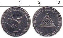 Изображение Монеты Никарагуа 5 сентаво 1994 Медно-никель XF