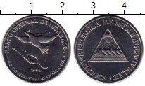 Изображение Монеты Никарагуа 50 сентаво 1994 Медно-никель UNC-