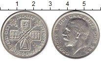Изображение Монеты Великобритания 1 флорин 1936 Серебро XF-