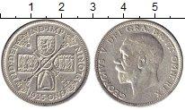 Изображение Монеты Великобритания 1 флорин 1935 Серебро XF-
