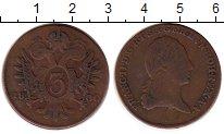 Изображение Монеты Австрия 3 крейцера 1800 Медь VF+