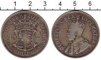 Изображение Монеты ЮАР 2 1/2 шиллинга 1923 Серебро VF