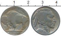 Изображение Монеты США 5 центов 1915 Медно-никель VF