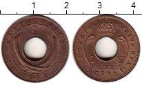 Изображение Монеты Великобритания Восточная Африка 1 цент 1952 Бронза XF
