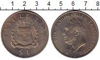 Изображение Монеты Самоа 1 доллар 1967 Медно-никель UNC-