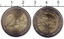 Изображение Монеты Португалия 2 евро 2010 Биметалл UNC-