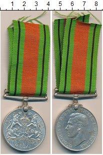 Изображение Монеты Великобритания Медаль 0 Медно-никель XF+