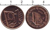 Изображение Монеты Великобритания Остров Мэн 1 евроцент 2003 Бронза UNC