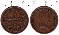 Изображение Монеты Швеция 2/3 скиллинга 1836 Медь XF
