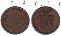 Изображение Монеты Германия Баден 1 крейцер 1808 Медь VF