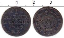 Изображение Монеты Германия Липпе-Детмольд 1 грош 1789 Серебро VF