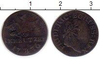 Изображение Монеты Германия Силезия 1 крейцер 1776 Медь VF