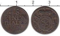 Изображение Монеты Германия Эрфурт 1/48 талера 1784 Серебро VF