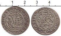 Изображение Монеты Германия Саксония 1 грош 1625 Серебро XF
