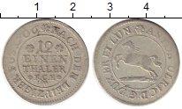 Изображение Монеты Германия Брауншвайг-Люнебург 1/12 талера 1706 Серебро VF+