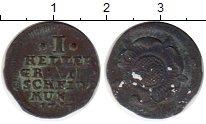 Изображение Монеты Германия Липпе-Детмольд 1 геллер 1767 Медь VF