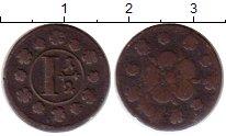Изображение Монеты Германия Липпе-Детмольд 1 1/2 пфеннига 0 Медь VF+