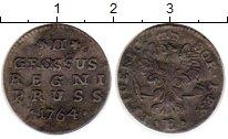 Изображение Монеты Германия Пруссия 2 гроша 1764 Серебро VF
