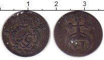 Изображение Монеты Германия Шварцбург-Рудольфштадт 6 пфеннигов 1782 Серебро VF