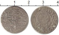 Изображение Монеты Германия Бранденбург 1/24 талера 1626 Серебро VF